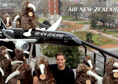 Air New Zealand - Concurso Kiwi gps - peluche 2